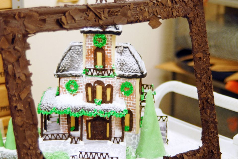 Gingerbread Old Main