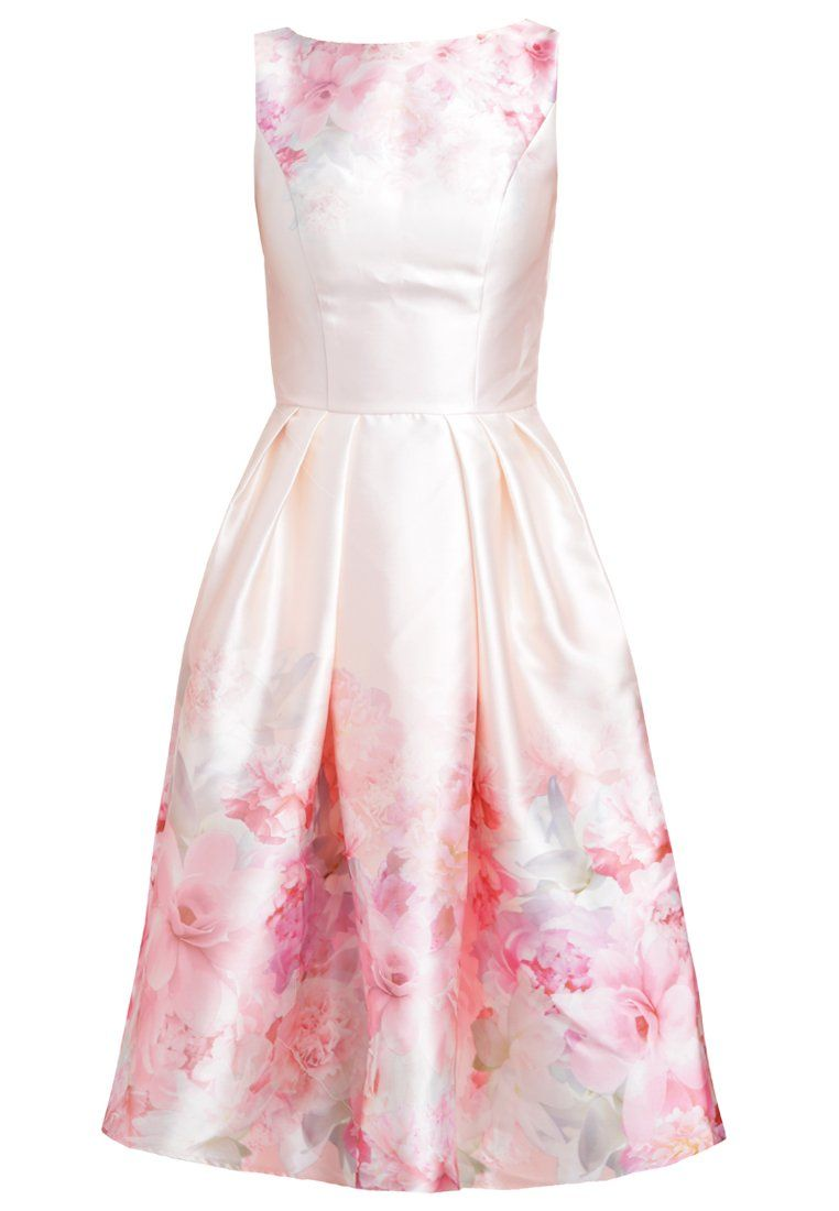 Chi chi london teddie sukienka koktajlowa pink sukienki pinterest