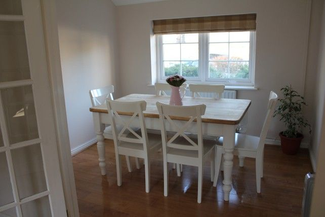 Project Dining Table (with before  after) Living spaces, Shabby - eckbank küche ikea