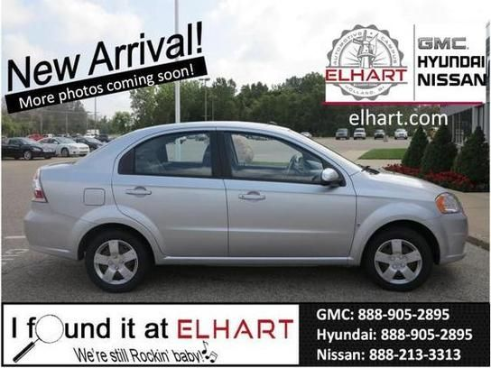 Check Out This 2009 Chevrolet Aveo On Autotrader Com Chevrolet