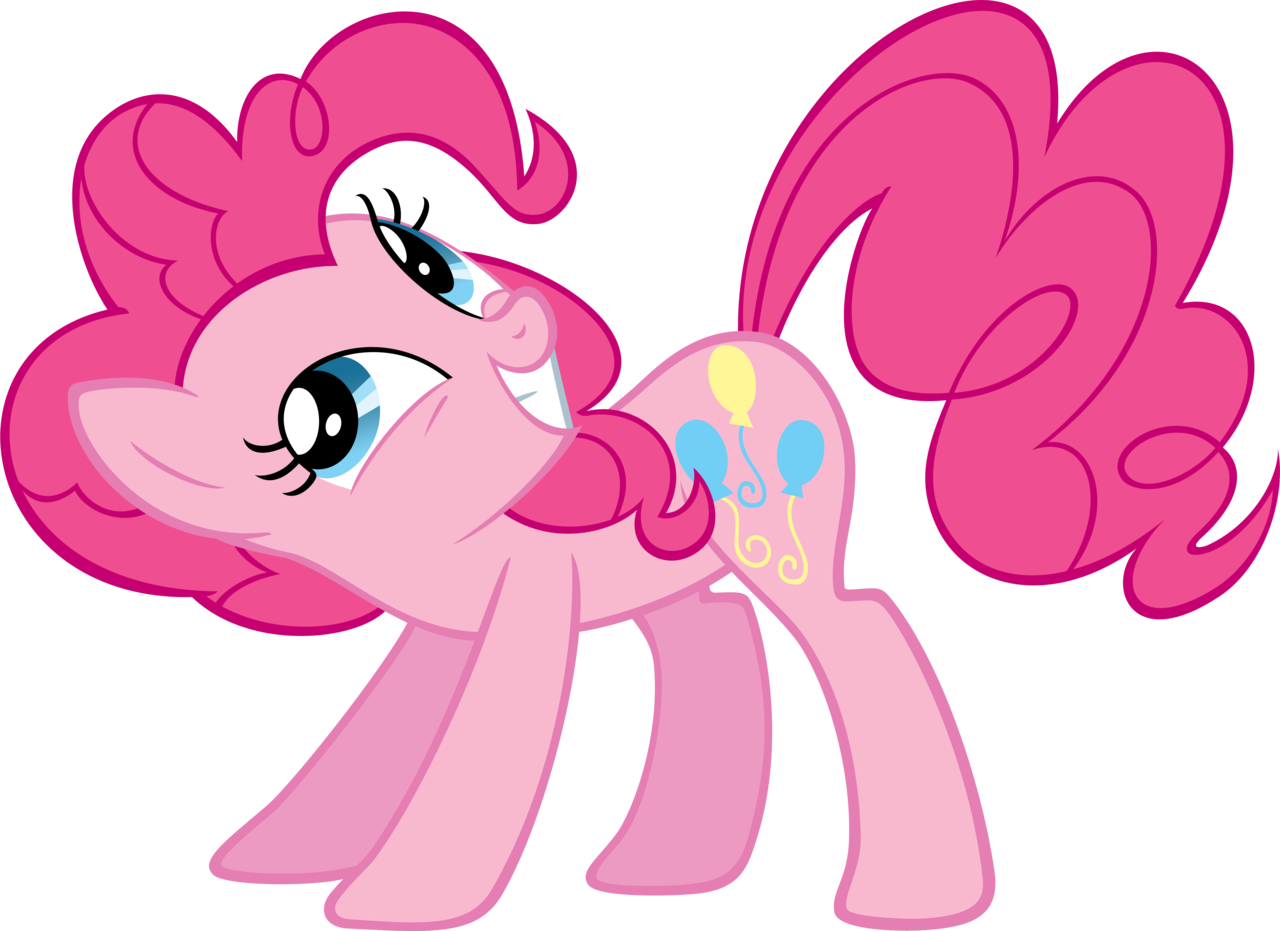 Pinkie Pie Again By Moongazeponies D3jpf4z Png 1280 931 Pinkie Pie Pinkie Hasbro My Little Pony