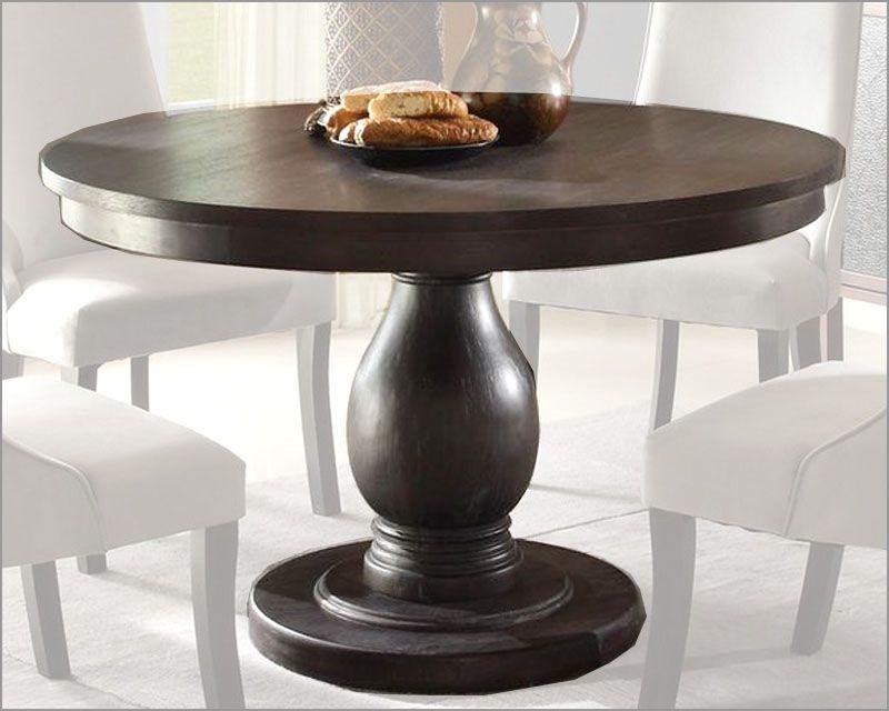 Homelegance Pedestal Dining Table Dandelion EL--  Furniture