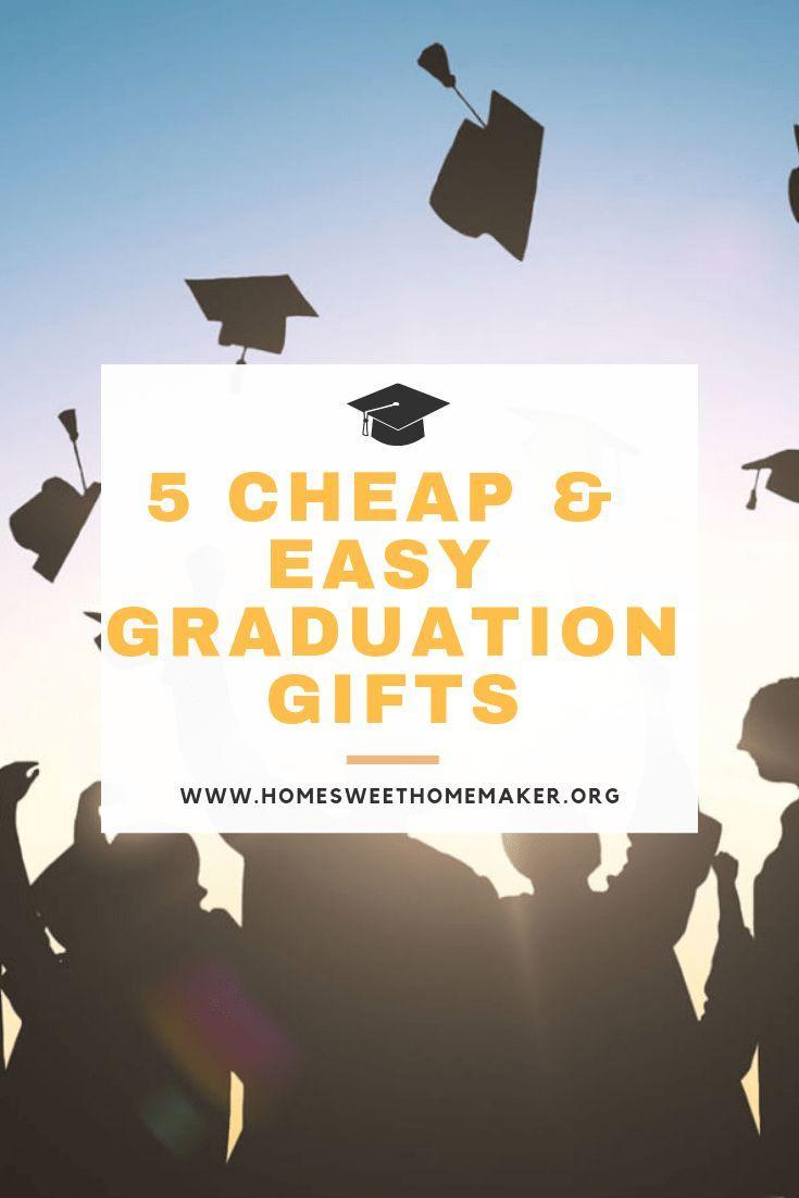 5 cheap easy grad gifts grad gifts cheap graduation