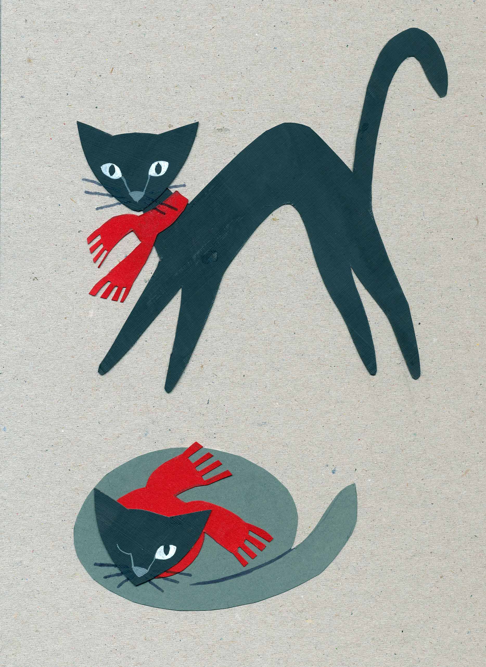 The chris… | My cats. Live and illustrated. By Freydís ...