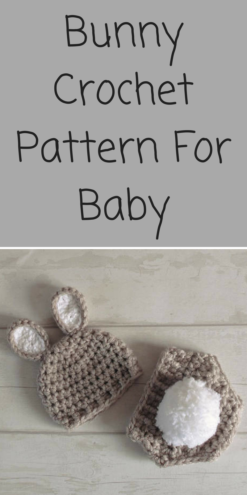 CROCHET PATTERN Easter Bunny Rabbit Hat and Nappy Diaper Cover Set ...