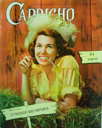 Capricho anos 50