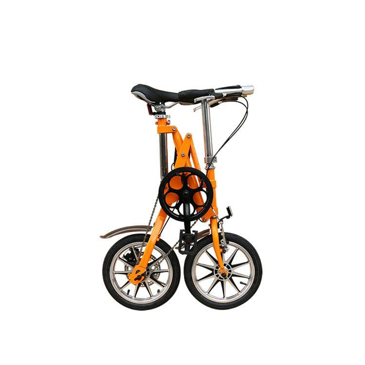 Hot Sale 14 Inch Aluminum Folding Fashion Bike Bicycle For Sale