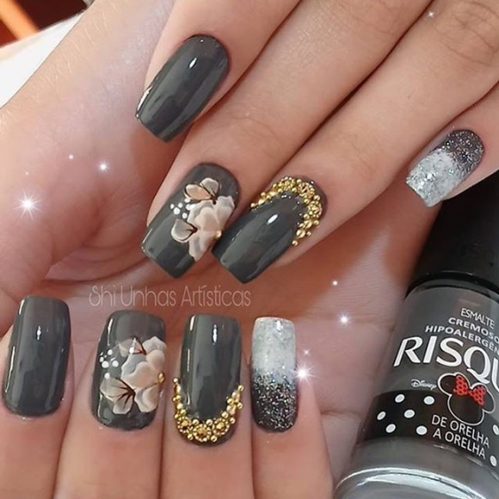 Linda unhas unhastop unhasdecoradas nailart nail art