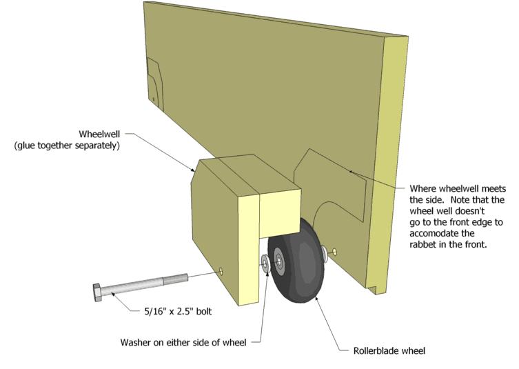 Planos para las cajoneras de almacenamiento bajo cama arquitectura y dise o interior under - Cajonera bajo cama ...