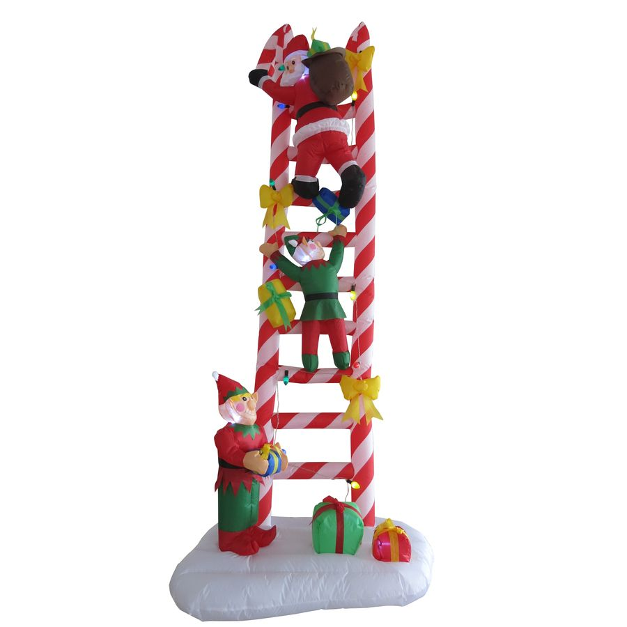 Holiday Living Outdoor Christmas Decorations. holiday yard ...