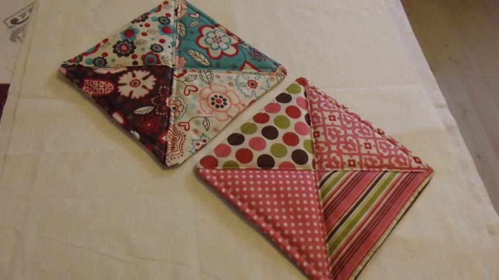 More Hot Pads project on Craftsy.com | Quilting | Pinterest ... : quilted hot pads - Adamdwight.com