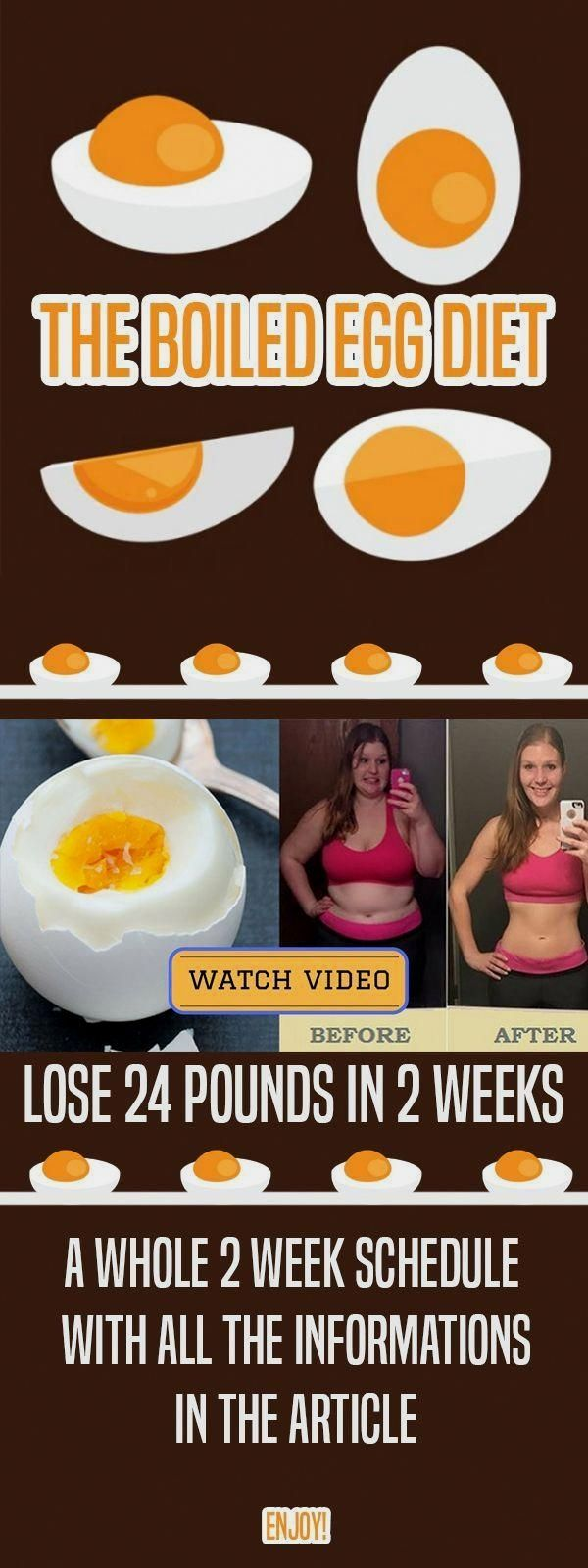 Lose Weight Using The Egg Diet Plan - Health Care