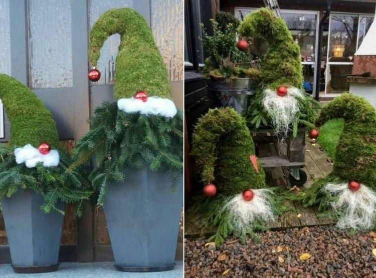 25++ Deko weihnachten draussen selber machen ideen