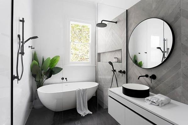 Do You Want To Know 5 Smart Ways To Add Value To Your Bathroom I Spoke To Houzzau About The Main Upgrad Bathroom Trends Wet Room Bathroom Laundry In Bathroom