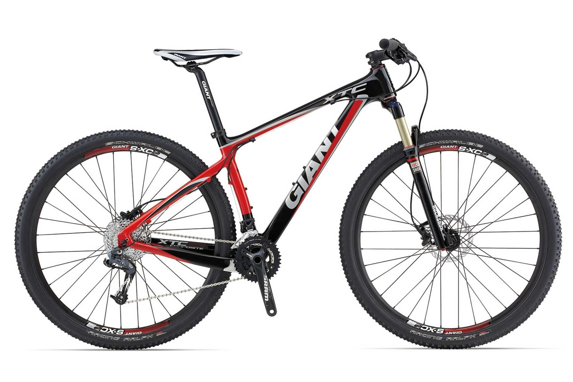 Jons latest addition is the Giant XTC Composite 3, upgraded with ...