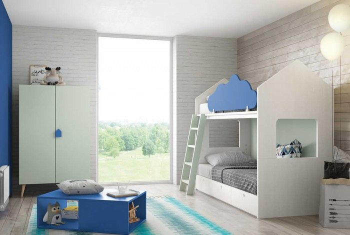 Litera Casita Origami 47 Pinterest Bedrooms