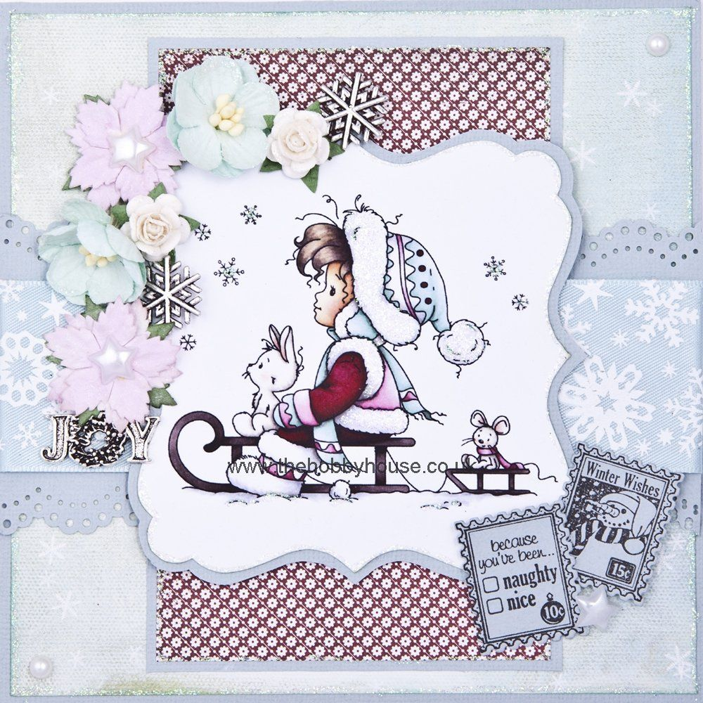 Whimsy Stamps Let it Snow에 대한 이미지 검색결과
