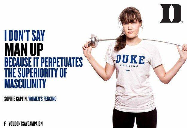 Duke Student Athletes Take A Powerful Stance On Marginalizing Language