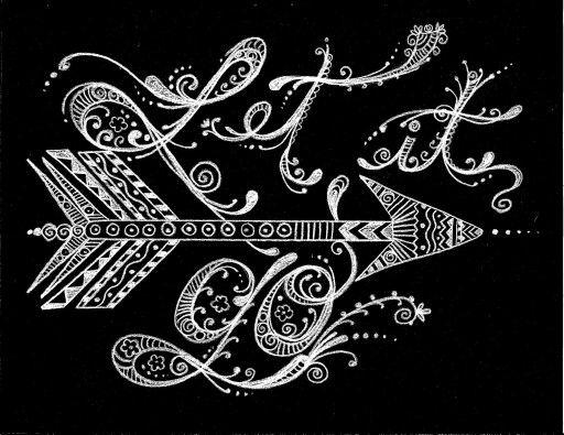 Free Colouring Page via artist Deborah Muller of Chubby Mermaid designs.