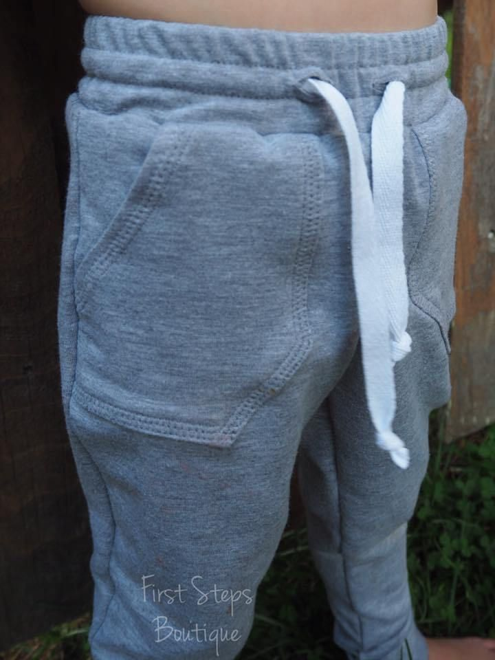 PDF sewing pattern for joggers, sweatpants, sweats, jogger, family ...