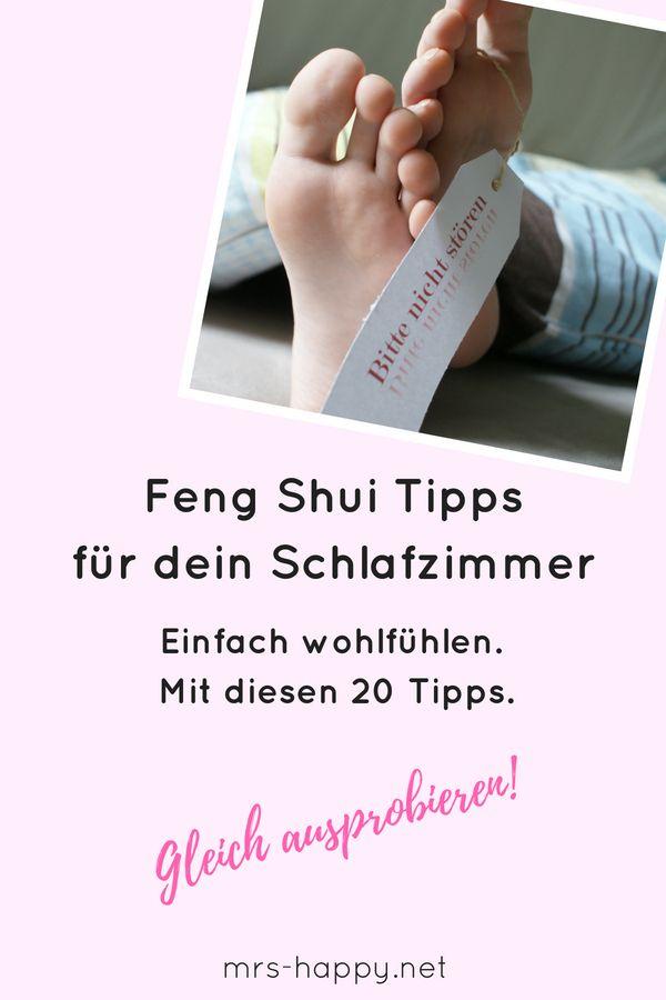 Feng Shui für dein Schlafzimmer. Hole dir jetzt 20 Tipps, wie du aus ...