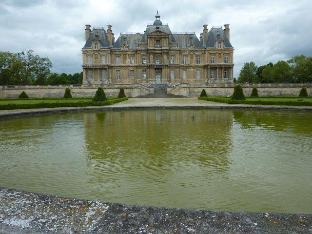 Ch Teau De Maisons Mod Le D 39 Architecture Classique Castles Fortresses Mansions Tamples