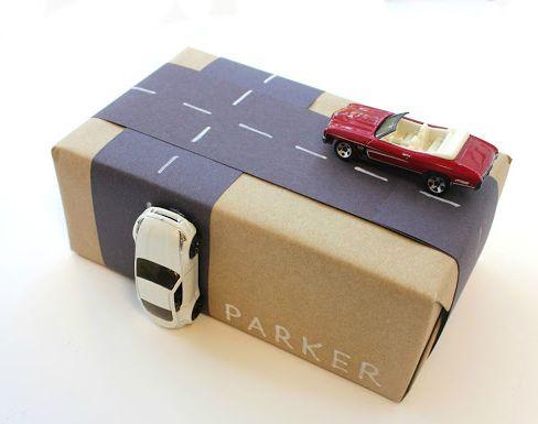envolturas de regalo originales - Buscar con Google Creative ideas - envoltura de regalos originales