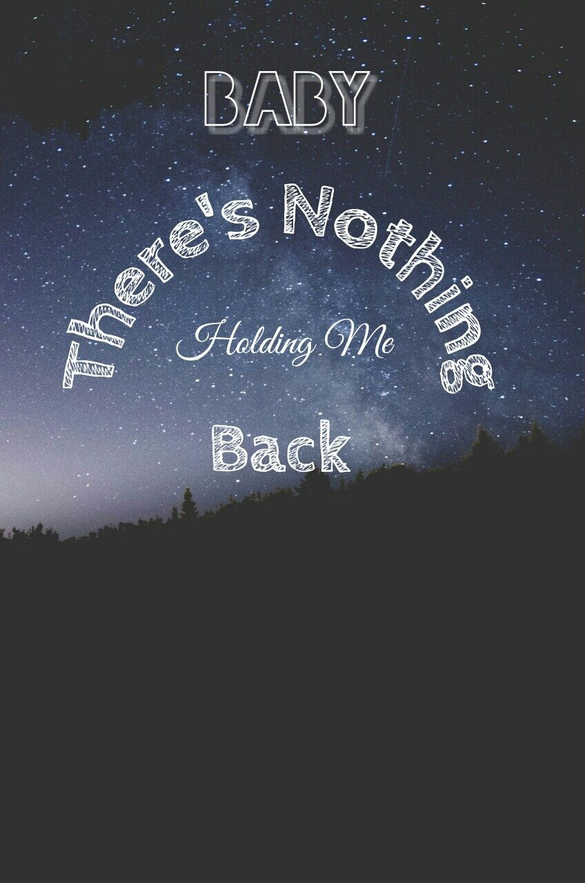 Shawn Mendes There S Nothing Holding Me Back Shawn Mendes Letra