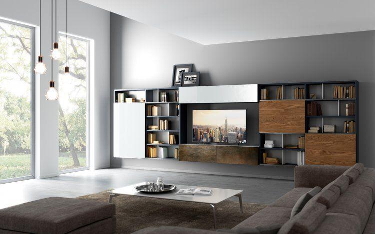 Mobili soggiorno buscar con google decoracion - Living mobili soggiorno ...