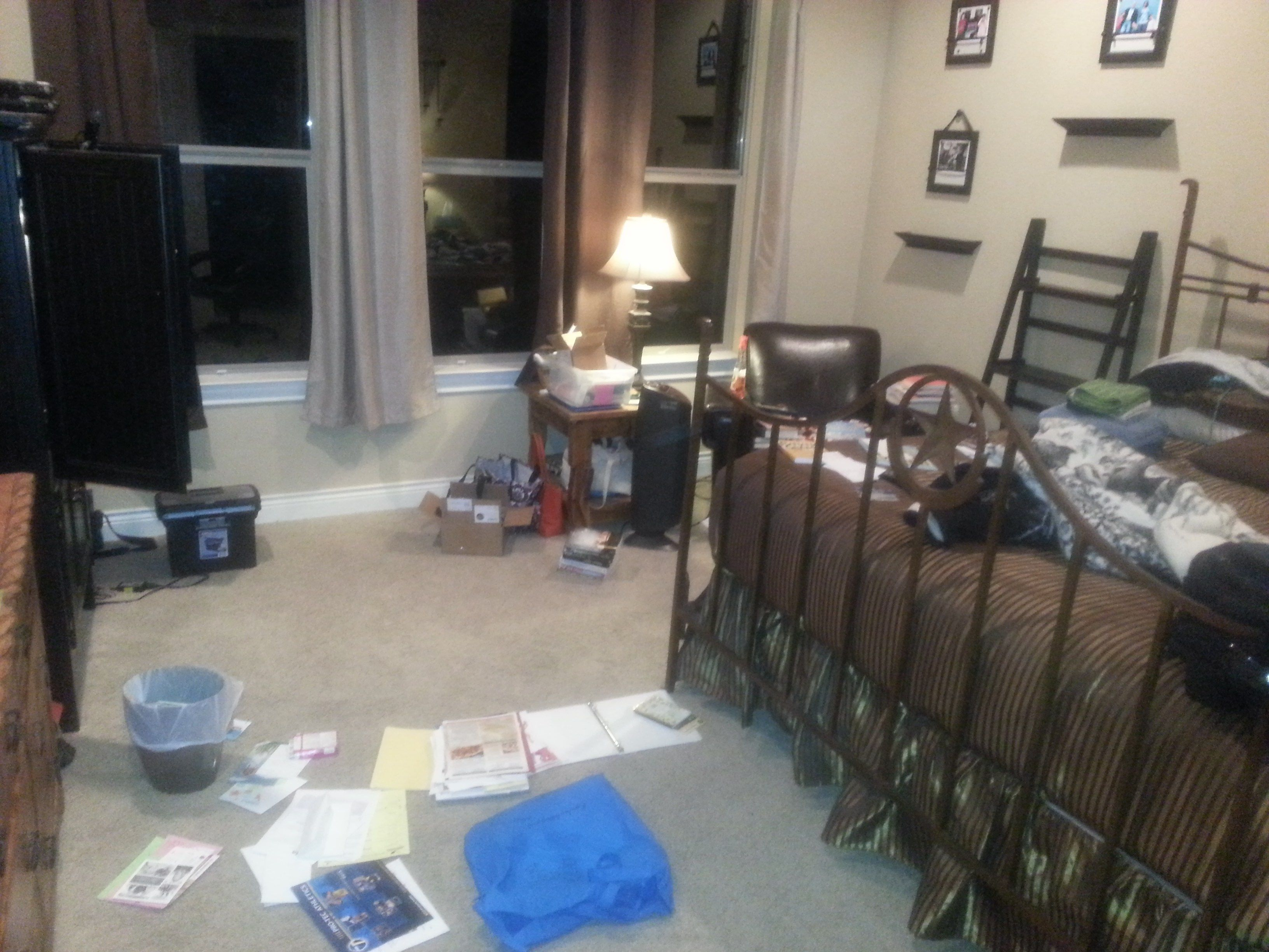 Purging the Mess Has Freed My Mind