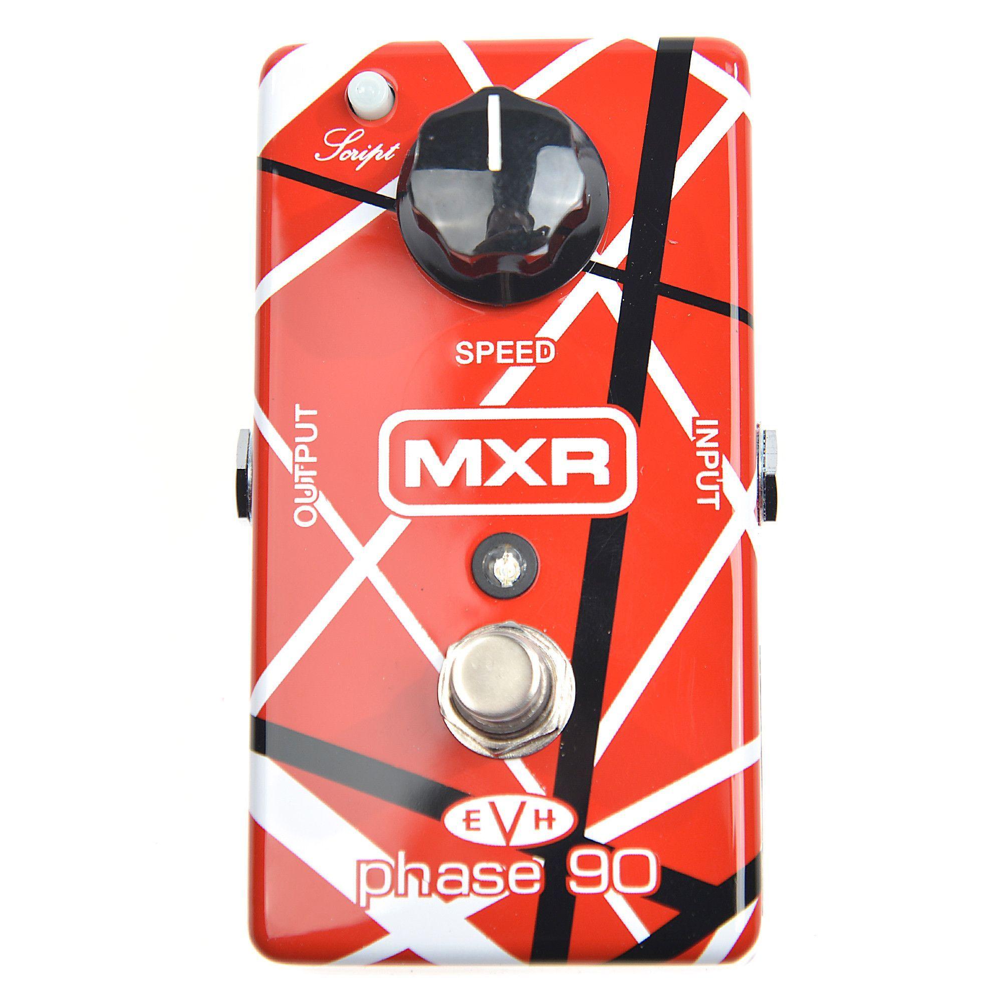 6f5a95a98aa MXR EVH90 Eddie Van Halen Signature Phase 90