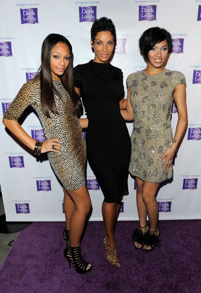 Nia Long Sister Bria Murphy Had The Support Of Both Of Her Parents