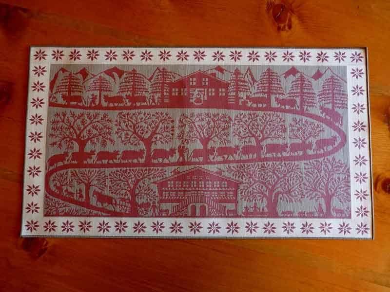 Image result for tissus alpage vache home decor decor rugs
