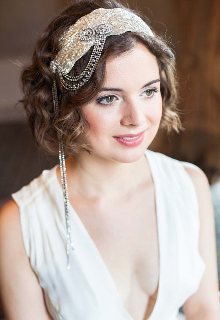 amazing wedding hairstyles for short hair | hair and beauty