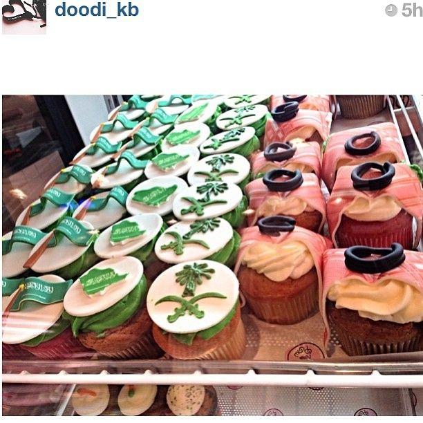 Munch Bakery حلويات منش On Instagram كب كيك الوطن الغالي في جميع الخمسة فروع Munc Bakery Munch Food