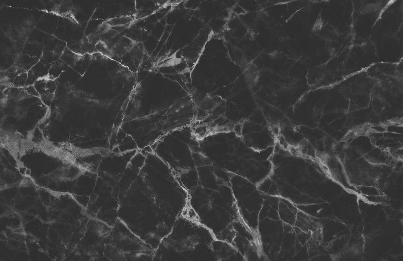 Black Marble Wallpaper Mural Murals Wallpaper Marble Wallpaper Black Marble Marble Effect Wallpaper
