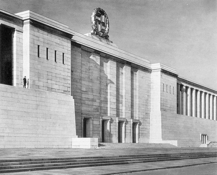 Afbeeldingsresultaat voor albert speer architecture Cabaret - plana küchenland nürnberg