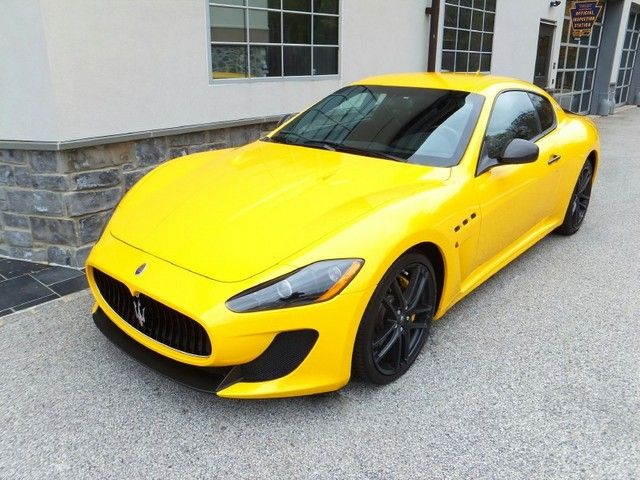 In my spare time i would want to cruise around in a Yellow Maserati, but since that won't happen just being able to drive would be cool.