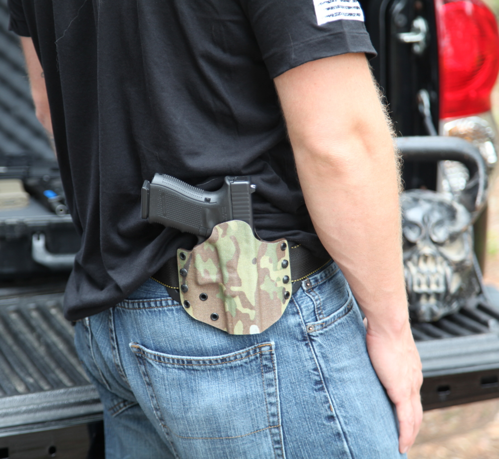 10 Common Concealed Carry Mistakes | Guns | Concealed carry