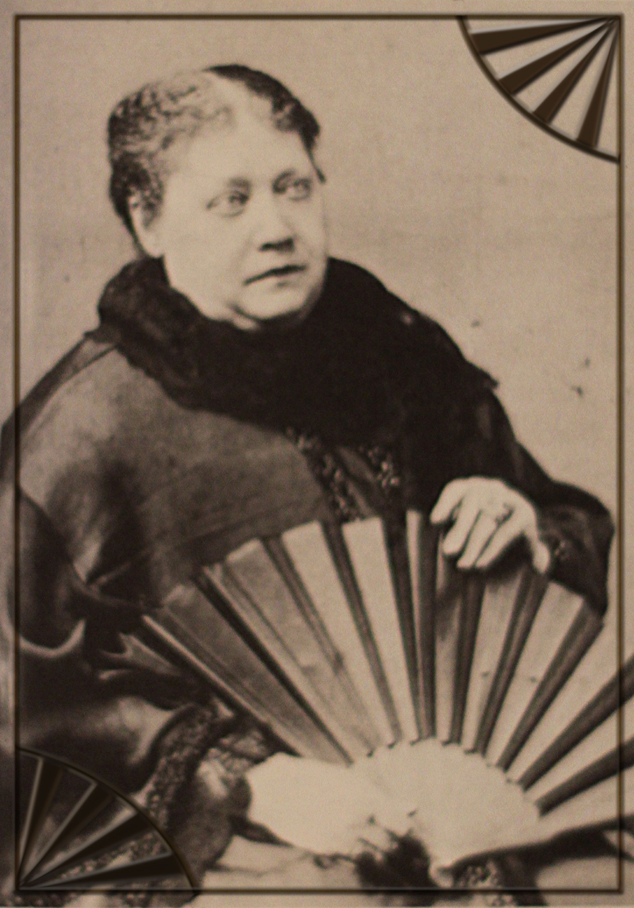 Madame Blavatsky and the Astral Light (Julia Campbell and Catherine Swallow)