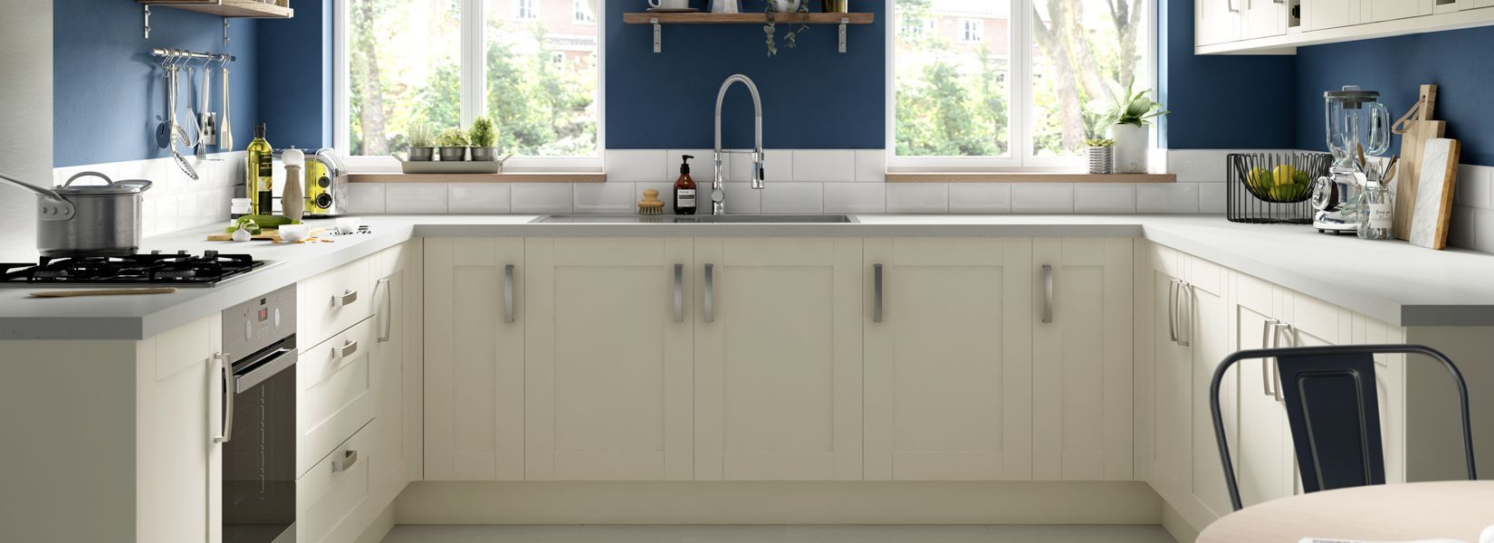 Ohio Classic & Traditional Kitchens Wickes.co.uk
