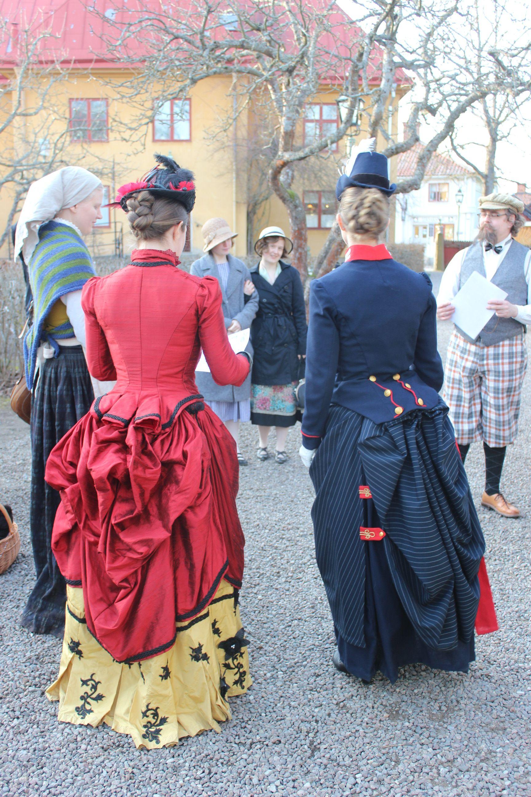 1880s #blue #red #yellow | Steampunk Women | Pinterest | Schöne ...