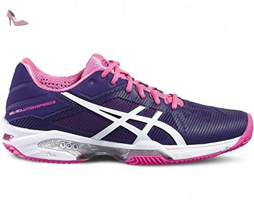 Chaussures Femme Asics Gel-solution Speed 3 Clay - Chaussures asics  (*Partner-