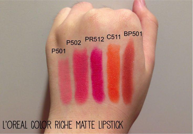Color Riche La Palette Lip - Nude by L'Oreal #8