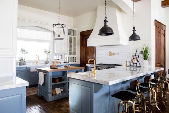 Before After Heber House Project Kitchenbecki Owens Kitchen
