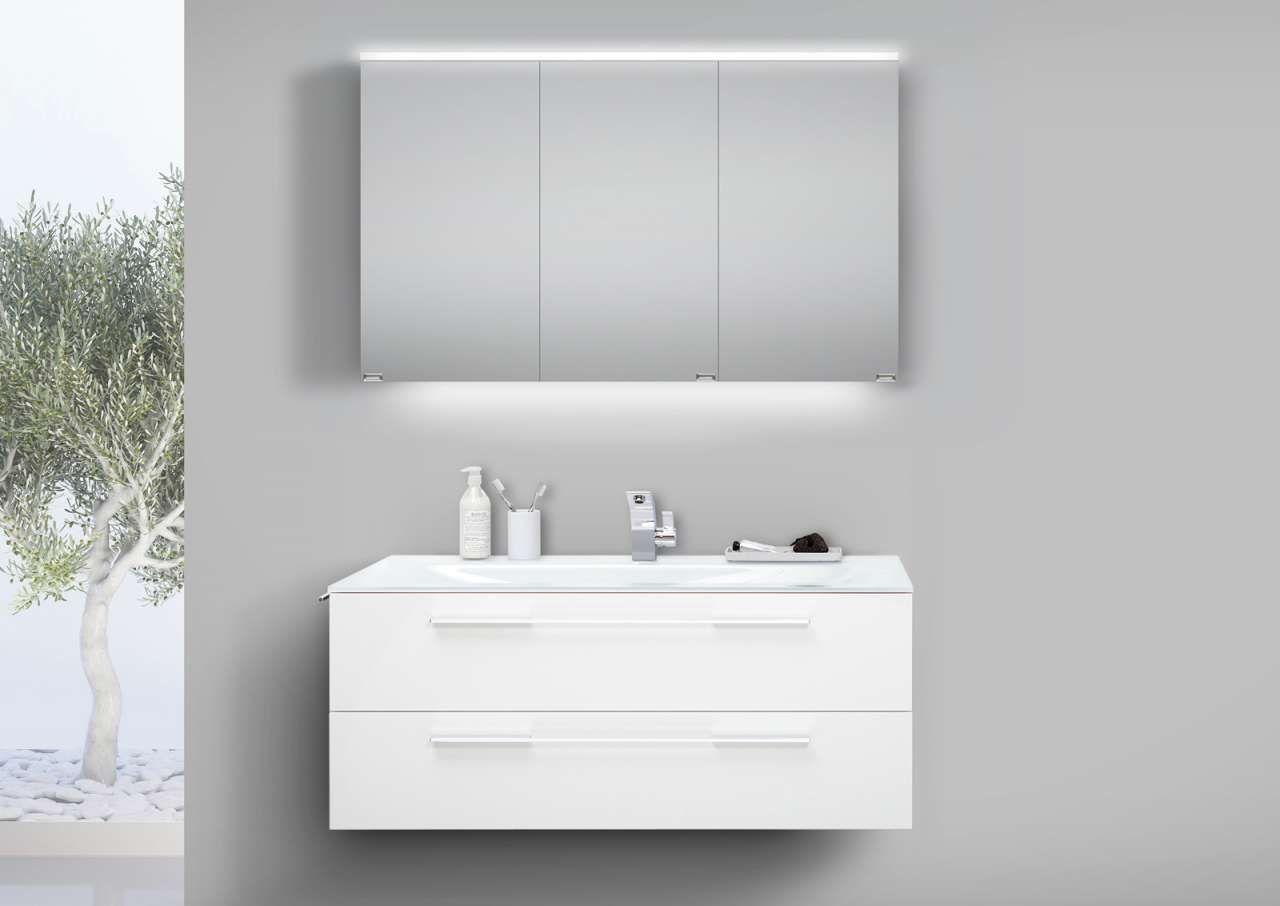Badezimmer Set Mit Glaswaschbecken Das Meiste Elegant Badezimmer
