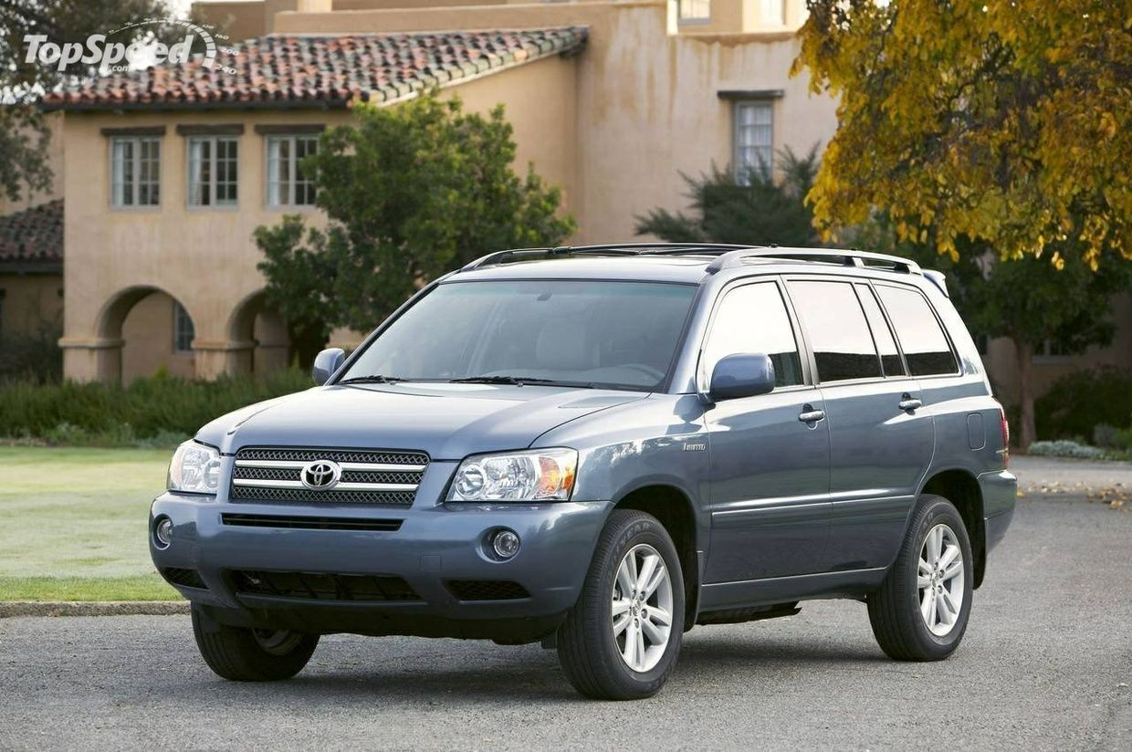 2006 Toyota Highlander Hybrid Original and coloured Electrical Wiring  Diagram (PDF)