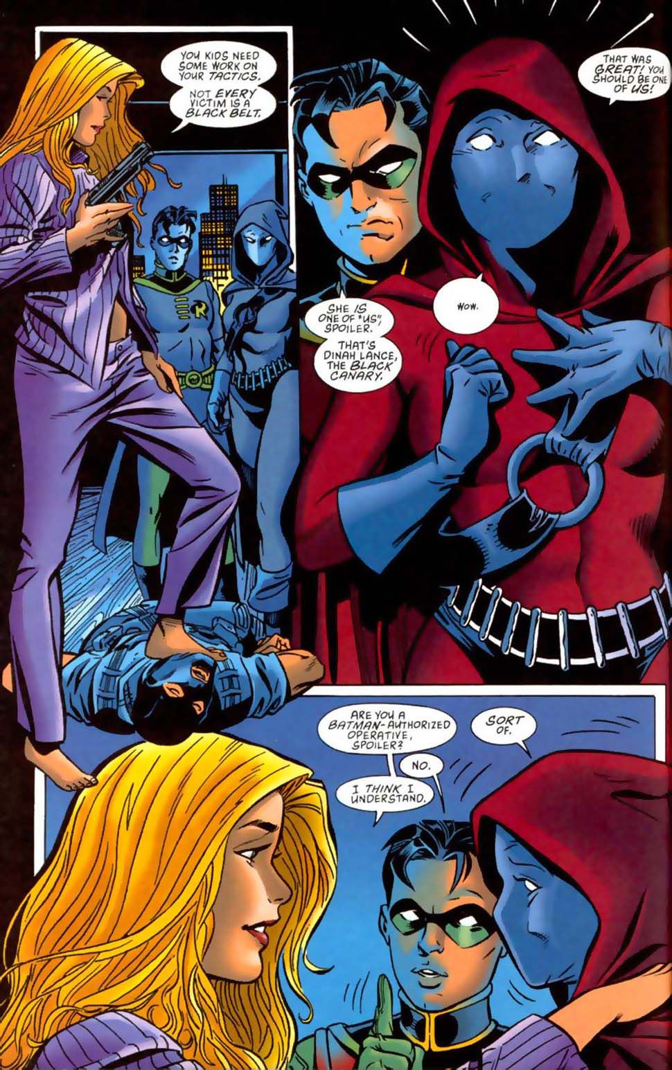 stephanie brown and tim drake fanfic - Google Search | Tim ...