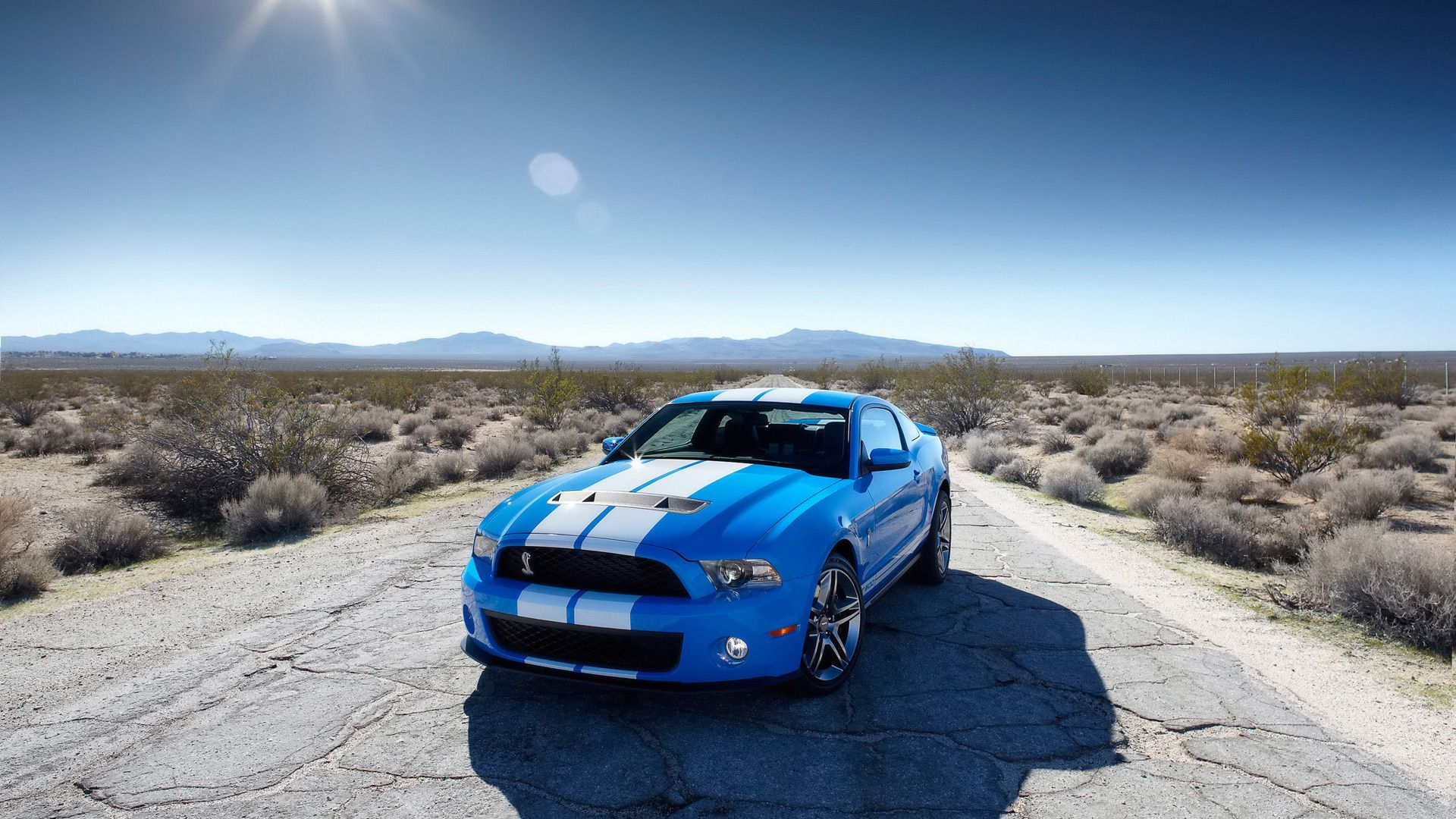Mustang Primeiro Carro Ford Carros