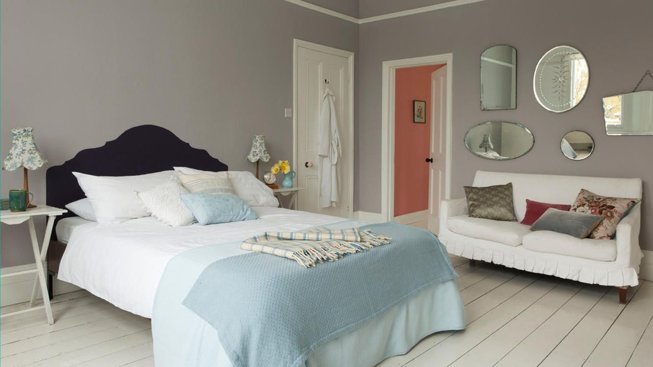 Decorate your bedroom like a boutique style hotel with a for Decor your hotel